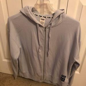 VS Pink full zip jacket
